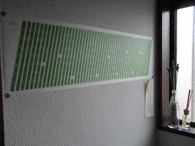 KOTOTOIカレンダー